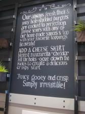 Hole-e Burger's Manifesto