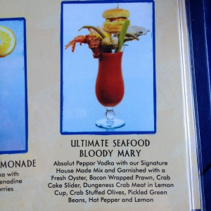 The Ultimate Seafood Bloody Mary