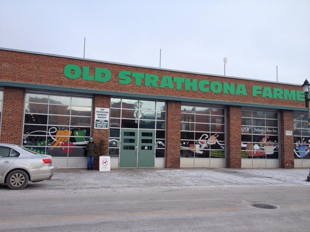 Old Strathcona Farmer's Market