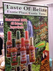 For the love of Belizan hot sauce, save some of this for Alice!